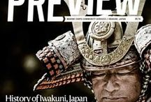 MCCS Iwakuni Preview Magazine / The Preview magazine puts MCCS into your hands every month! Read it for the articles or just to keep up to date; whatever you want to know, it's there. Plug in and get out!
