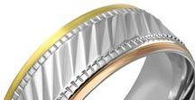 Ringen edelstaal RVS / Stalen ringen voor dames en heren