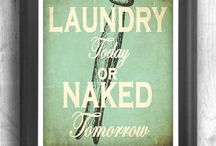 Laundry room !!