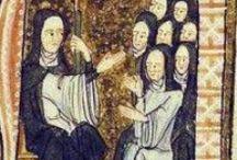 Hildegard von Bingen / by Cora