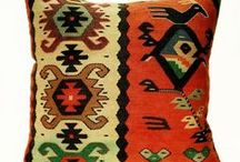 PillowsHistoric / Vintage Hand Woven Kilim Pillow Cover - Vintage Turkish - Accent Pillow -Decorative Pillows -Pillow Cases -kilim pillow 16/16