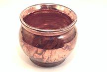 Raku / Raku pottery I find beautiful, intriguing, interesting and inspiring.  / by Lucky Crane