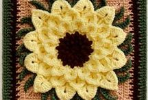 Crochet - Grannies / by Una