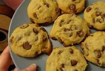 Cookies Recipes / Many different and yummy recipes of #cookies from all over the world and for all tastes.
