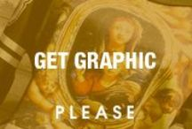 GET GRAPHIC / GRAPHIC and DESIGN by Please Fashion