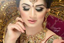 Indian,Pakistani Bride
