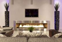 Fireplace / Home design