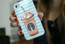 IPhone cases / by Ayla Benoit