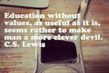 C . S . Lewis Quotes