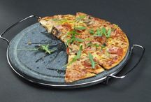 Baking Stones by Black Rock Grill / Range of stones perfect for baking and cake making also pizza baking stones