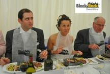 Weddings Parties Catering Events / Event Hire! If you are planning a Summer Ball Wedding or Family get together see how we can rock your world. Black Rock Grill systems to cater for gatherings of 12 to 200 are available for hire. Contact us www.blackrockgrill.com