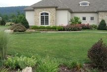 Curb appeal / Front of home landscaping