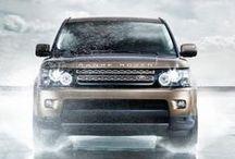 CARS • Range Rover