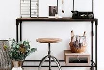 Decoration | *Home Office* / Take a look at efficient home office decorating ideas & let yourself be inspired ...