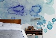 Decoration | *Wall Art* / Take a look at stylish wall decorating ideas & let yourself be inspired ...