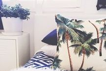 Decoration | *Summer* / Take a look at warm summer decorating ideas & let yourself be inspired ...