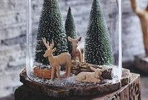 Decoration | *Winter & Xmas* / Take a look at beautiful winter & Christmas decorating ideas & let yourself be inspired ...