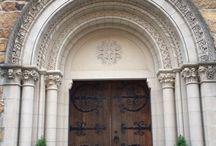 Chapel Architectural Details
