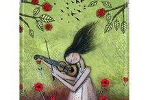 Artist Amanda Cass