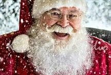 Père Noël / Comme je crois en toi. Pas de guerre en ton nom.