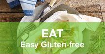 Easy Gluten-free / No gluten for you? Don't worry, we've got you covered! With these inspirational recipes, you'll create the tastiest gluten-free meals in no time!