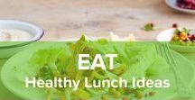 Healthy Lunch Ideas / Foodlover, health-conscious, but always busy? Here you can find easy healthy lunch recipes that do not compromise on taste!