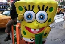 Sponge Bob Square Pants! / by Kristin Markie