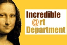 Art on IAD / This is a collection of images and resources from the Incredible Art Department.