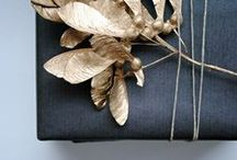 Gift wrap / It's a wrap with these ideas