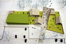 architecture - models - drawings