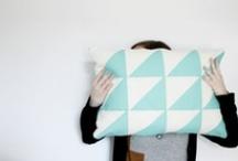 Polhoo Design / Création de coussin design et tendance, ainsi que de pochette et toutes sortes d'accessoires textile.
