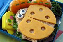 Food for the Kids / Mad-inspiration til fødselsdag i skole og børnehave.... og til hygge derhjemme.