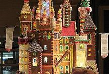 Ginger Bread Creations / by Mandy O'Mary