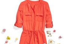Women's Fashion & Style / My favorite fashion pieces