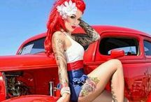 Pin Up - Rockabilly - Suicide Girls