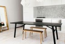Kitchen Projects - Featuring Surface Gallery tiles / Surface Gallery Tiles used in Inspirational Kitchens