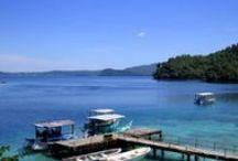 Wisata Aceh / Iboih Beach In Rubiah Island