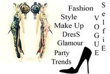 Fashion Trend Stories / Emerging trend stories.