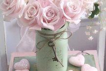 Floressss / Dulces rosas