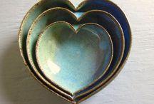 Céramique que l'on aime / Ici, c'est tout ce qui nous tappe à l'oeil en matière de poterie / céramique
