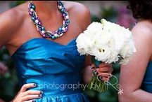 PBR ~ Wedding bouquets / bridal and bridesmaids bouquets from PBR weddings