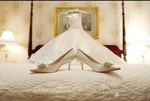 PBR ~ wedding dress / Photography by Ro wedding dresses and shoes