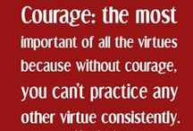 Quotes of Courage & Valor