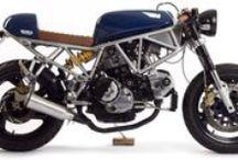 Ducati SS750 - ITALIAN SNIPPER