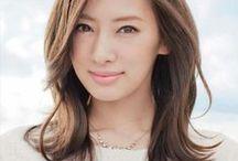北川景子 髪型 / 憧れのロングヘア代表!北川景子の髪型一覧です♡♡