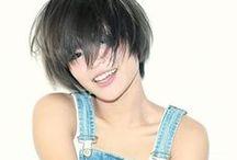 髪型 ショート 黒髪 / 髪型ショートの黒髪ヘア参照一覧にしました!