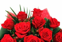 Flowers in Shades of Red - Eden 4 Flowers / Our beautiful flowers in shades of red. Eden4flowers sends beautiful fresh flowers styled by our own florists for delivery to any UK delivery address.