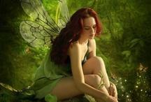Fantasy world / fantasy, art, fairy