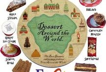 world travel, one dessert at a time