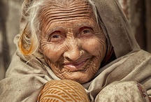 Old people´s beautiness / old people, photography,